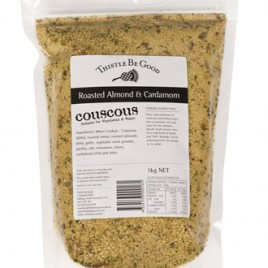 Couscous – Roast Almond and Cardamom 1kg