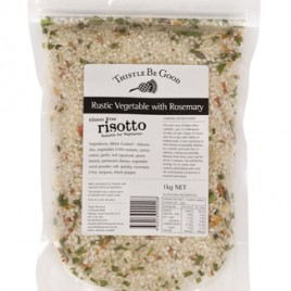 Risotto – Rustic Vegetable with Rosemary 1kg