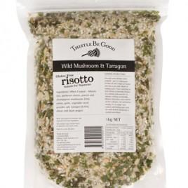 Risotto - Wild Mushroom with Tarragon 1kg