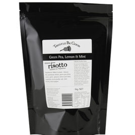 Risotto – Green Pea Lemon and Mint 1kg