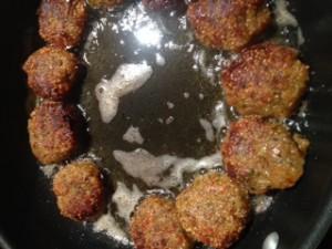 Quinoa fritter 2