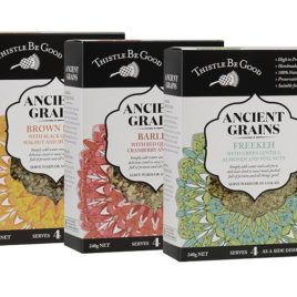 Ancient Grains Selection Pack (3 x 240gm)