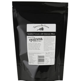 Quinoa Sun-dried Tomato and Kalamata Olive 1kg
