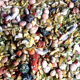 Freekeh with Green Lentils, Almonds and Pine Nuts 1kg